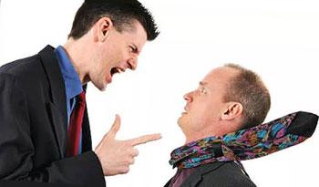 Разговор с начальником