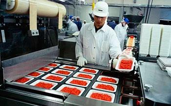 Производство пищевых полуфабрикатов