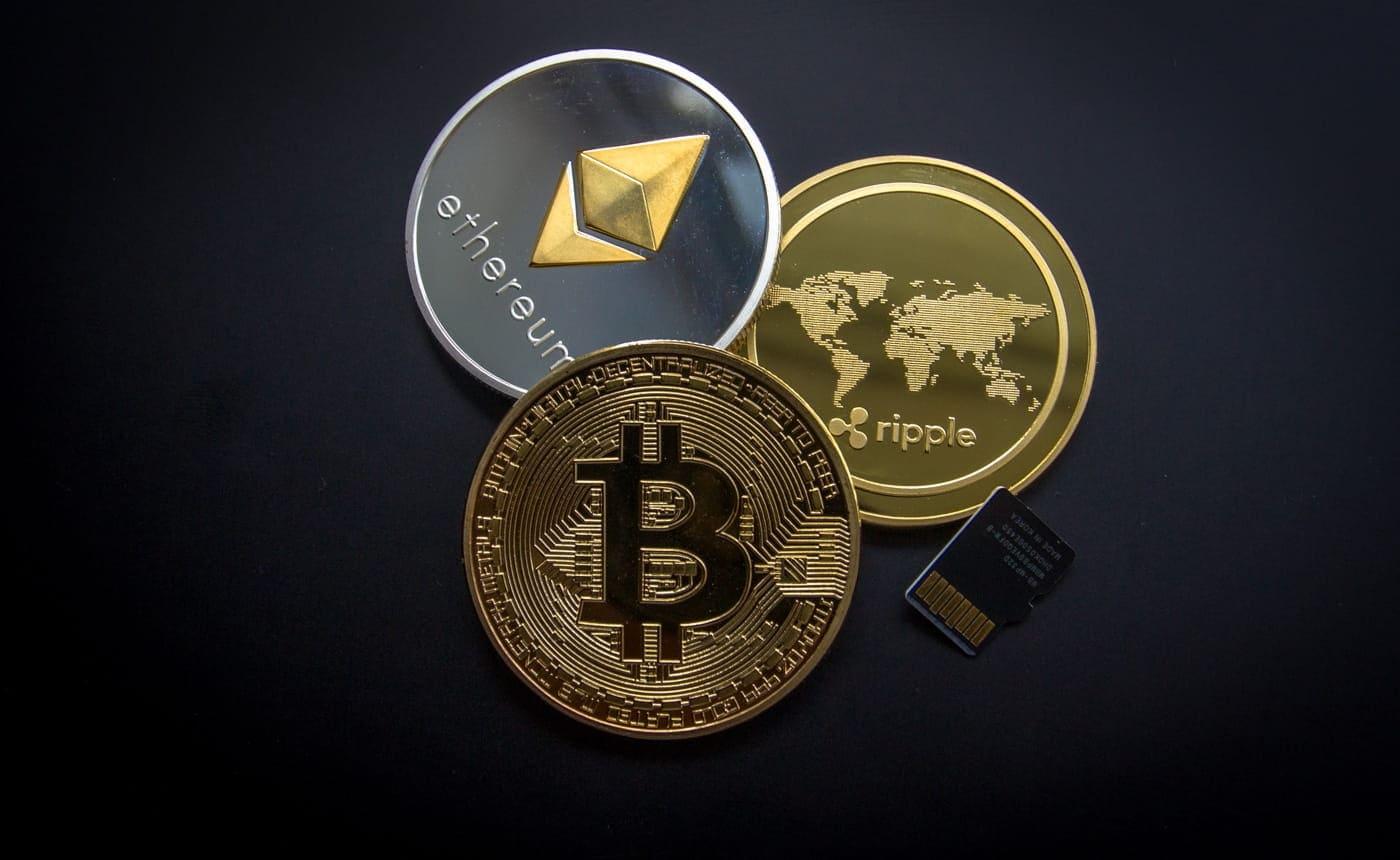 Три надежные криптовалюты