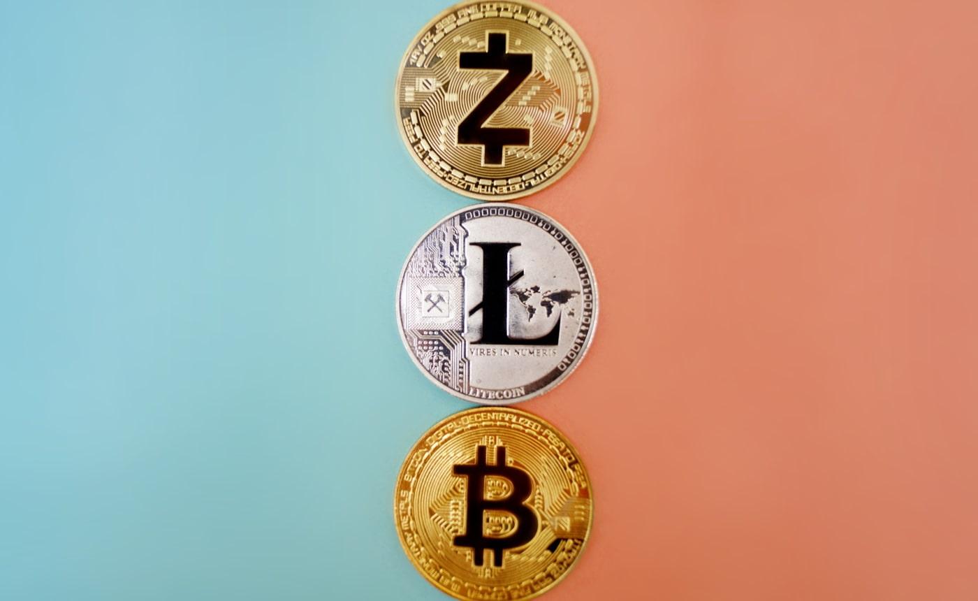 три типа криптовалют