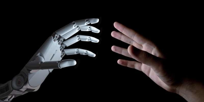 робот-люди